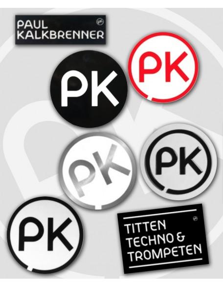 PK Sticker