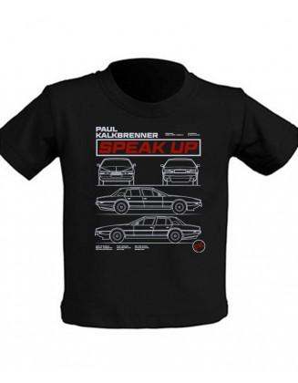 SPEAK UP baby - kids shirt