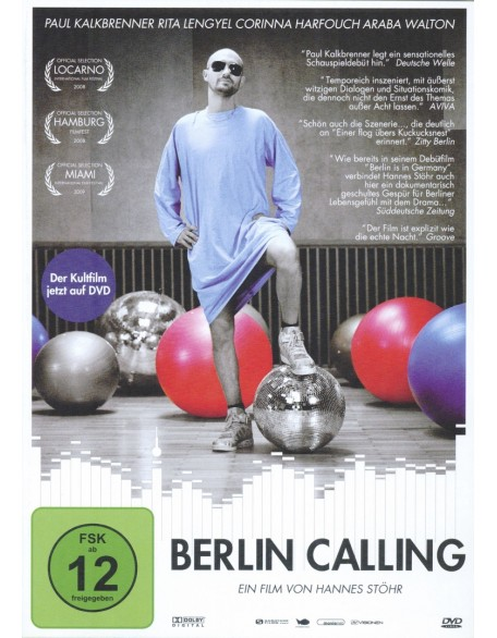 Berlin Calling DVD