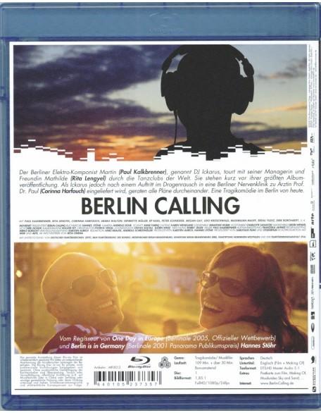 Berlin Calling Blu-ray