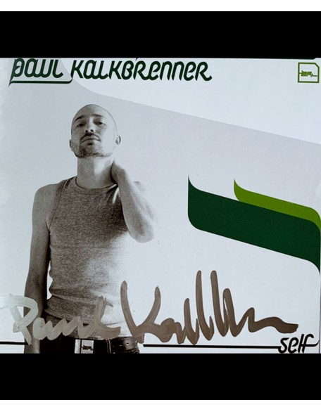 Hand signed SELF CD