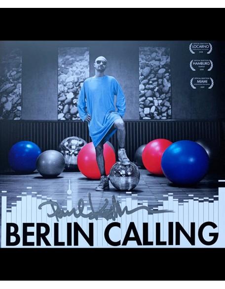 Hand signed BERLIN CALLING  double vinyl