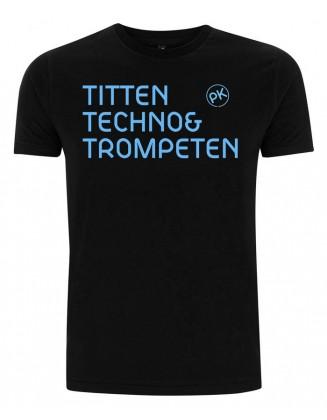 TTT shirt men