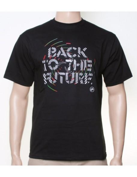 BTTF shirt men black