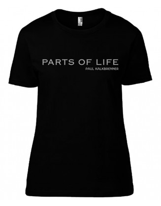 PARTS OF LIFE shirt with logo girl