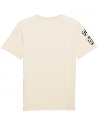 PK HARDWARE unisex shirt white