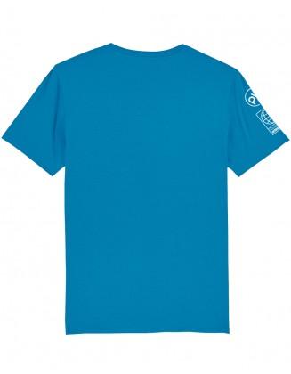 PK HARDWARE unisex shirt blue