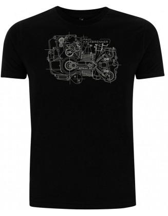 Speak up engine men shirt