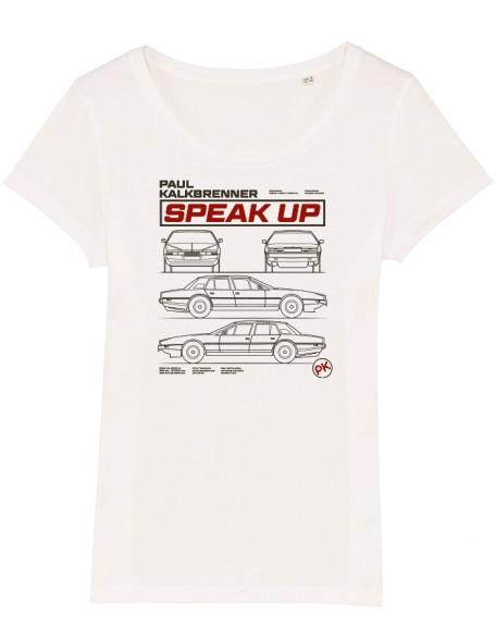 SPEAK UP Lagonda girl t-shirt