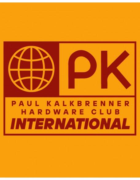 PK HARDWARE shirt yellow