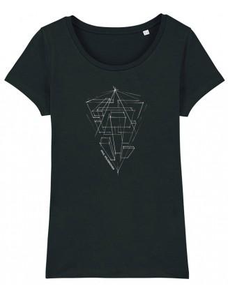 PK Artwork 2021 girl shirt black