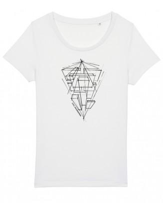 PK Artwork 2021 girl shirt white