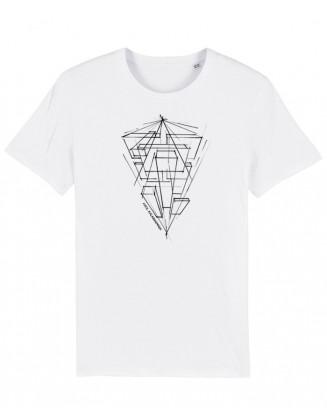 PK Artwork 2021 men shirt white